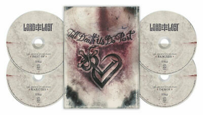 LORD OF THE LOST Till Death Us Do Part - Best Of - 4CD BOX (Limited Edition)