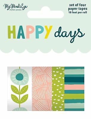 My Mind's Eye Happy Days Washi Tape, Item L-9