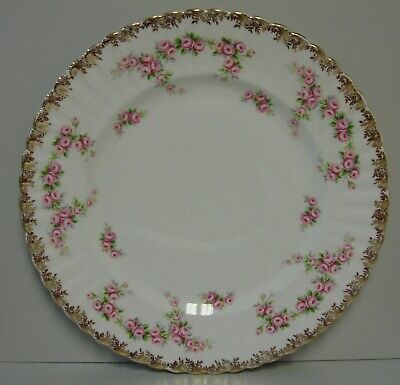 "Royal Albert DIMITY ROSE Bread Plate (6-1/4"")  BEST     More Items Available"