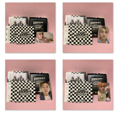 NCT Dream KIHNO Music Kit 3rd Mini Album WE BOOM Pre-owned No Poster Select