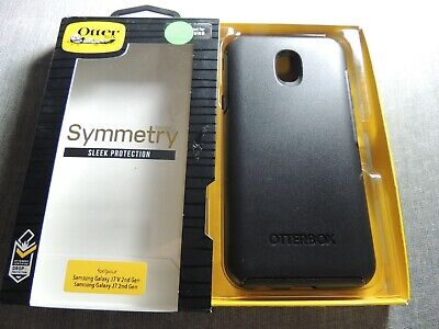 New Open Box Authentic Otterbox Symmetry Series Case Samsung Galaxy J7 V (2018)