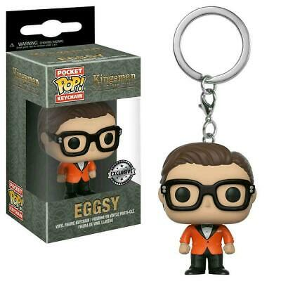 Funko Kingsman Eggsy Pocket Pop! Keychain * NEW, BOXED, FAST FREE UK DISPATCH *