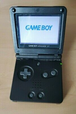 Nintendo Game Boy Advance SP Console System -- AGS-001 - System only - Listing#1
