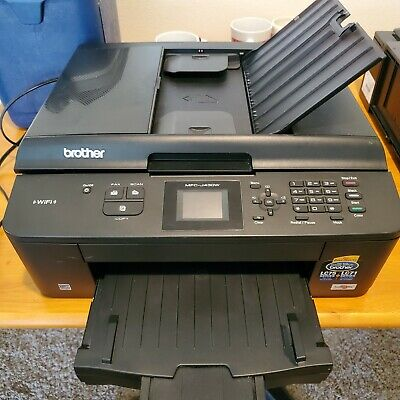 Brother MFC-J430w Wireless Printer/Fax/Copy/Scan