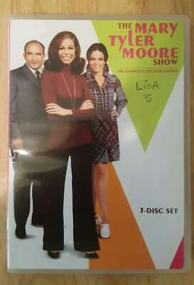 DVD THE MARY TYLER MOORE SHOW The Complete Second Season (2) 3 Discs