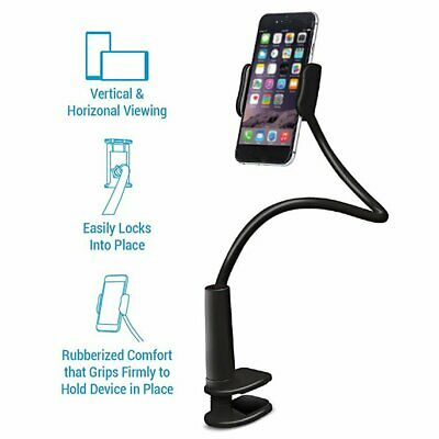 360° Rotating Tablet Stand Holder Lazy Bed Desk Mount Ipad Iphone Air Samsung LQ