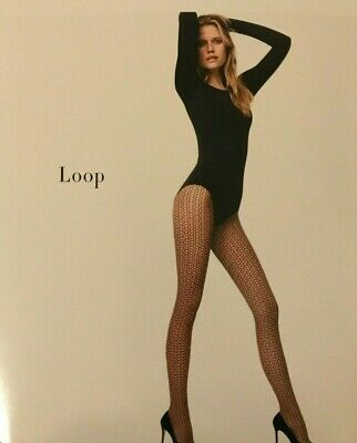 Wolford Pryamid Tights  COLOR black  SIZE Black Small 14612-06