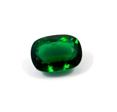A++ Treated Faceted Green  Apatite Gemstone 23.4 CT 19x14mm  RM16890