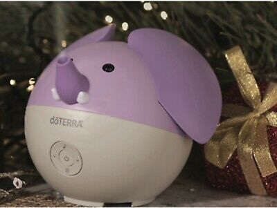 DOTERRA ELEPHANT DIFFUSER NEW baby kids room 3 ambient noise options and  lullaby