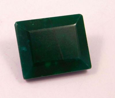 Dyed Faceted Emerald Cut Gemstone 89 ct 30x25  NG13120