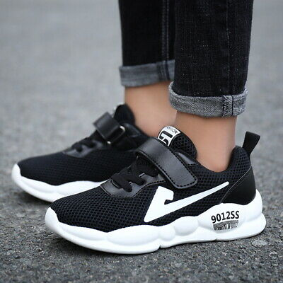 Boys Girls Sport Running Shoes Kids Child Casual Youth Sneakers Tennis Shoes