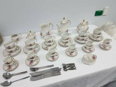 "145pce ""Bernadotte"" dinner set  - $600"