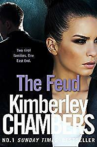 The Feud (The Mitchells and OHaras Trilogy, Book 1), Chambers, Kimberley, Used;