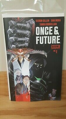ONCE AND FUTURE #1 1st Print Boom! Studios Kieron Gillen SOLD OUT! NM HOT