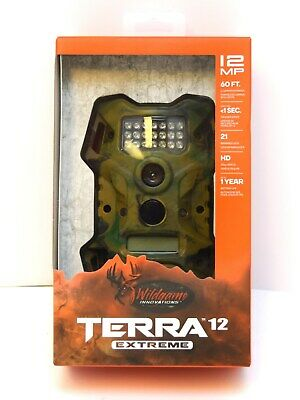 Wildgame Innovations Terra Extreme 12.0 MP HD Infrared Digital Scouting Cam 5-4