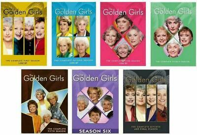 The Golden Girls Complete Series DVD Bundle Season 1-7 (21-Disc)   **US SELLER**