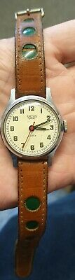 Smith's  Empire 5 Jewels Vintage Gents Watch