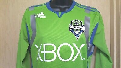 lowest price 264f9 7596a NEW WOMEN'S ADIDAS 2019 Seattle Sounders Nightfall Soccer ...