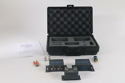 Jensen Transformer ISO-MAX Ground Isolator Kit CI-2RR