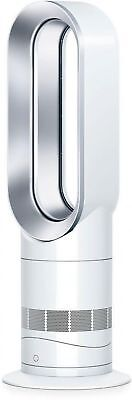 Dyson Hot+Cool Jet Focus AM09 Fan Heater - White/Silver FREE SHIPPING