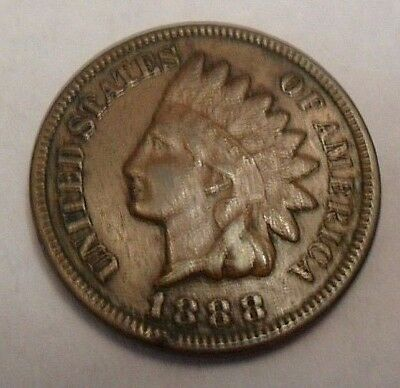 1896 P Indian Head Cent Penny  SDS  **FREE SHIPPING**