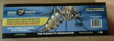 Spartan Mosquito Eradicator Kit Best Whole Yard Outdoor Killer Fast Acting New
