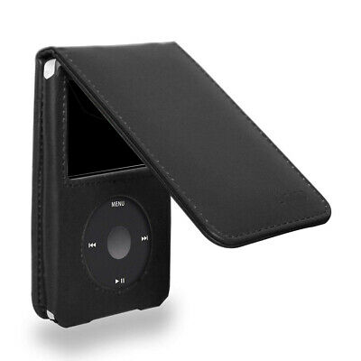Protective Case PU Leather Full Cover Travel Mobile Phone Solid For IPod Classic