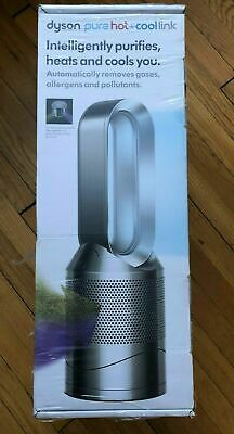 Dyson HP02 Pure Hot+Cool Link Connected Air Purifier, Heater & Fan | New