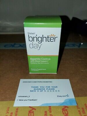 Vitalast BrighterDay - Appetite Control with Mood Support 72 Capsules