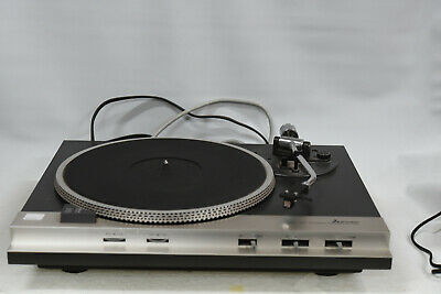 Mitsubishi DP-84DA Direct Drive Automatic Turntable with Pitch Control