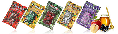 Hacks Cough Drop Relief Candy Sweets Assorted Flavors (100g)