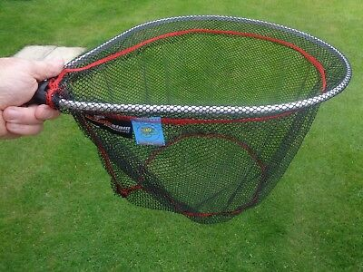 fishing net landing net  - ideal for fish to about 6lb  - L@@K = angling-zone