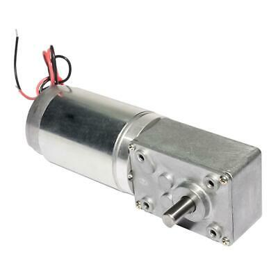 DC High Torque Worm Reducer Geared Motor,Electric Motor with Reduction Gearbox