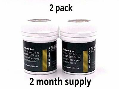 2 PACK Semilla de Brazil 100% Authentic Brasil Seed All Natural Supplement Pu...
