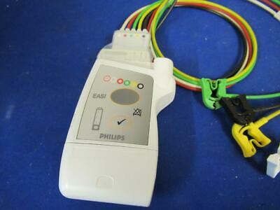 Philips IntelliVue TRx+ 4851A ECG Transmitter patient monitor.