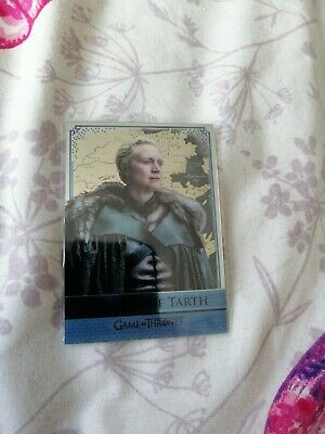 Game Of Thrones Inflextions Reflections Mirror Card RM21 Brienne Tormund