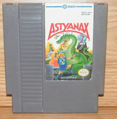Astyanax (Nintendo Entertainment System, NES, 1990) **CARTRIDGE ONLY**