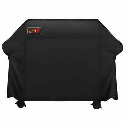 Waterproof Barbecue Covers, OMORC Outdoor BBQ Cover 64-Inch Grill Cover 600D