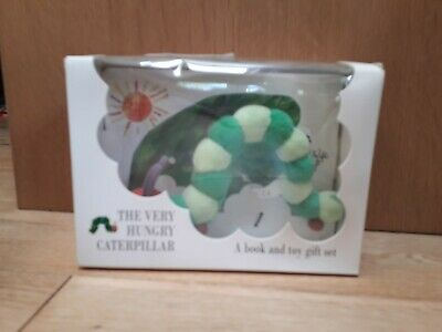 The Very Hungry Caterpillar Book And Toy Gift Set