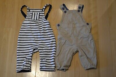 White Company Baby Dungarees Bundle 3-6 months Boys / Girls / Gender Neutral