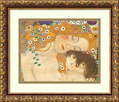 Amanti Art Framed Home Wall Art Prints | Three Ages Of Woman - Mother And Child
