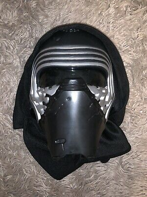 Kylo Ren Voice Altering Changing Helmet Mask 2015 Hasbro Star Wars Force Awakens