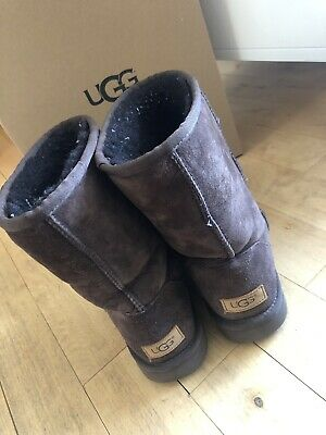 d94cd2f384a UGG AUSTRALIA WOMEN'S Essential Tall Boots Chocolate Brown Size 7 ...