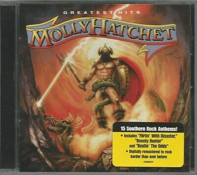 Molly Hatchet - Greatest Hits [Expanded Issue] (CD) Like New!!!