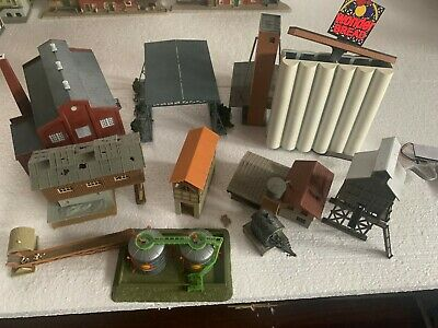 Up For Auction Big Lot European N Scale Buildings No Reserve Good Condition!!!08