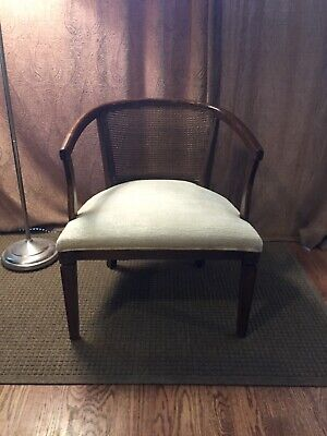 Antique wooden chair, italian craftsmanship, fine wool cushion with net backing.