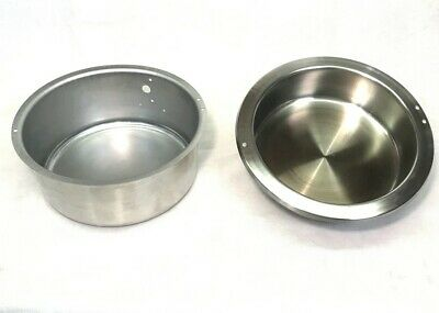 Great Northern Popcorn, Replacement 8 oz Kettle Shell Inner & Outer, Stainless