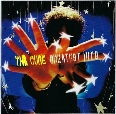 THE CURE Greatest Hits CD - 18 great tracks