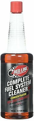 Red Line 60103 Complete SI-1 Fuel System Cleaner - 15 Ounce