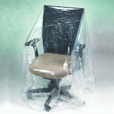 Office industrial supplies 1 Mil Clear poly Furniture Covers Made In USA